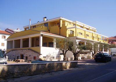 Apart-Hotel Vili – Zambratija, Umag