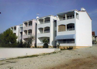 Stambeno-apartmanski objekt - Zambratija 2, Umag (1)