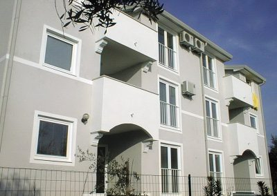 Stambeno-apartmanski objekt - Zambratija 3, Umag (3)