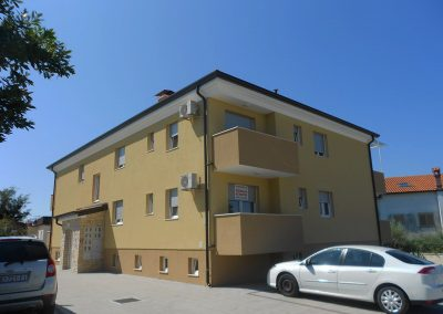 Stambeno-apartmanski objekt - Zambratija 9, Umag (3)