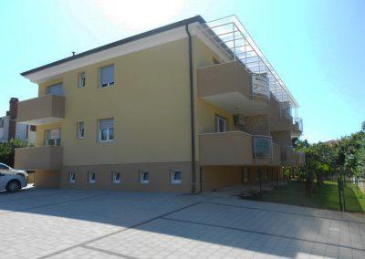 Stambeno-apartmanski objekt - Zambratija 9, Umag (4)