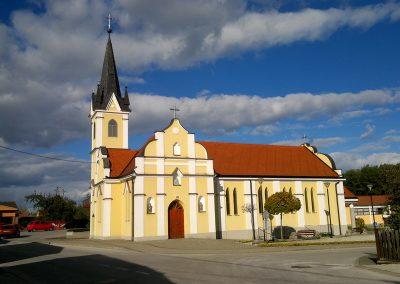 Sakralni objekt, crkva – Mačkovec