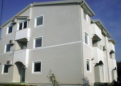 Stambeno-apartmanski objekt – Zambratija 3, Umag